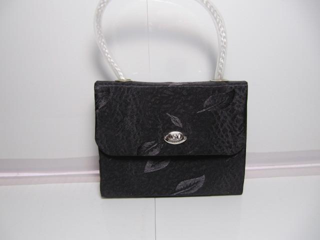 Сумка-чемоданчик черный