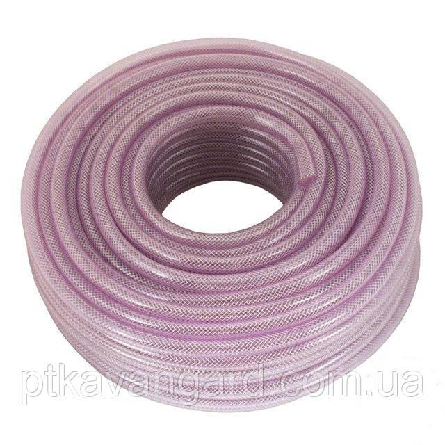 Шланг PVC высокого давления армированный 10 мм x 50 м INTERTOOL PT-1742
