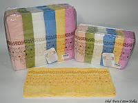 Махровые полотенца Sikel Purry Cotton Halka