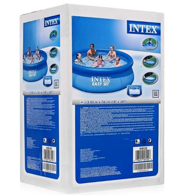 Надувной Бассейн Intex Easy Set 28120 305x76 см