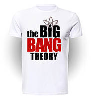 Футболка GeekLand Теория Большого взрыва The Big Bang Theory BB.01.001