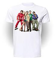 Футболка GeekLand Теория Большого взрыва The Big Bang Theory all BB.01.002