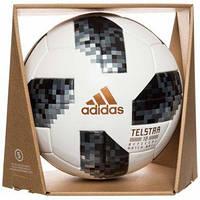Мяч футбол Adidas Telstar EURO18 WS 2018 CE 8083