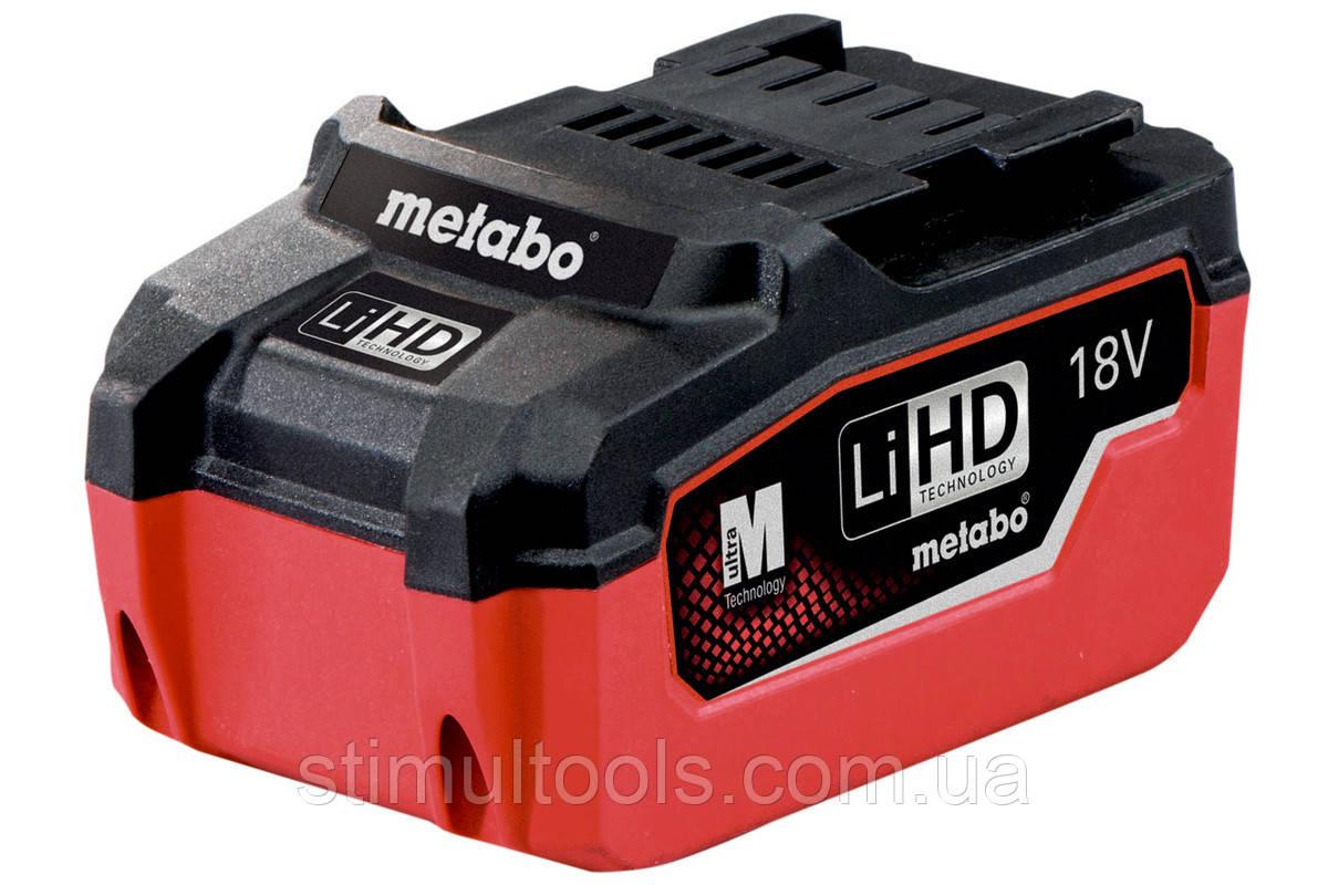 Аккумулятор Metabo LIHD 18 B, 7 Ач