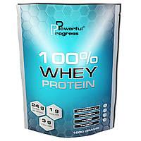 Сывороточный протеин Powerful Progress 100% Whey Protein 1000 г ( 80 % белка)