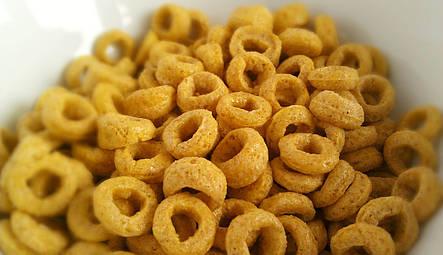 Хлопья Kellogg's Honey Bee Loops, 375 г, фото 2