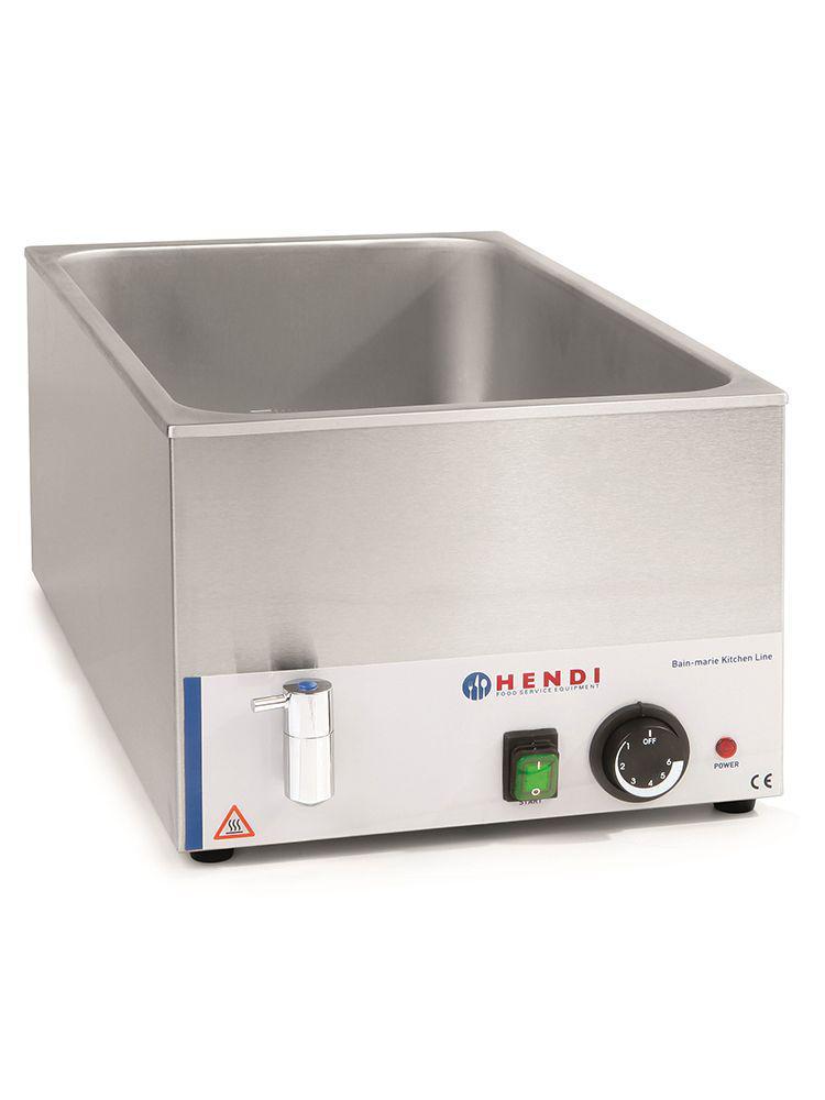 Аппарат Су-вид Kitchen Line со сливным краном GN 1/1, 1200W, 340x540x250 (H) мм