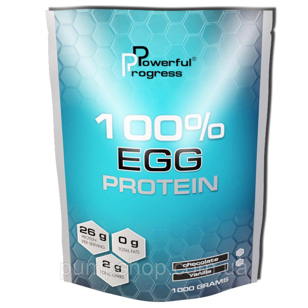 Яєчний протеїн Powerful Progress 100% Egg Protein 1000 г