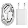 Комплект для зарядки iPhone 4/4S/iPod 2 в 1