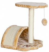 Дряпка-домик для кошки Vitoria бежевая Trixie 43751