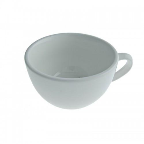 Чашка 220 мл. фарфоровая, белая Cafe time, FoREST