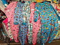 Пижама начес р. 80