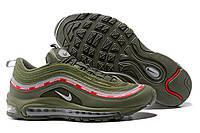 Кроссовки Nike Air Max 97 OG MoonRock Olive. Живое фото (Реплика ААА+)
