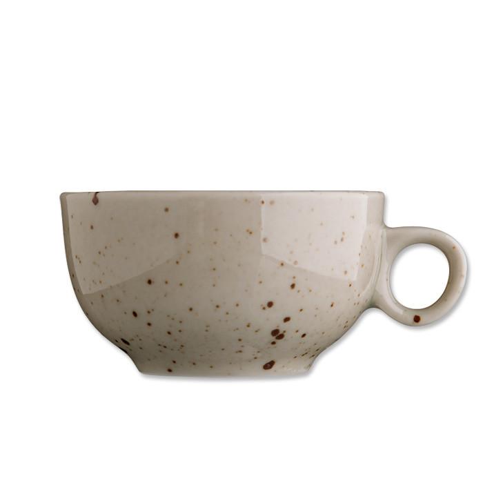Чашка 150 мл. фарфоровая, бежевая NATURAL Life style, G.Benedikt