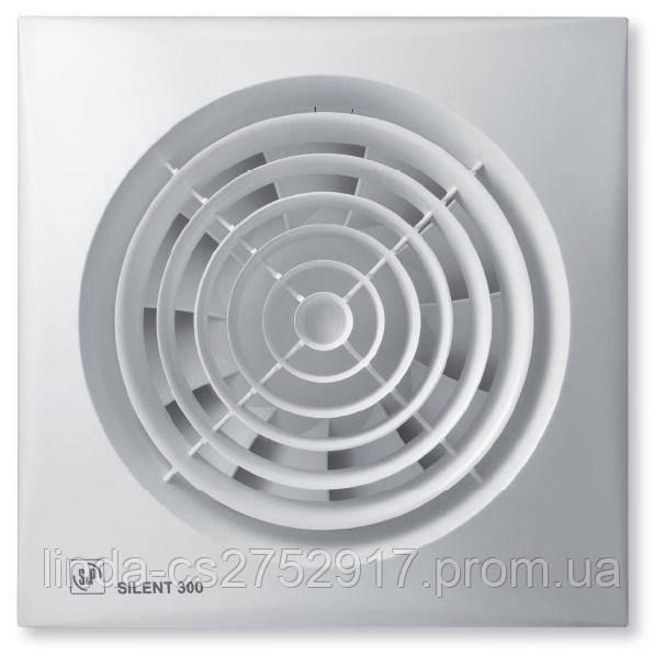 Вытяжной вентилятор SILENT-300 CRZ 'PLUS' (230V 50) , Soler & Palau