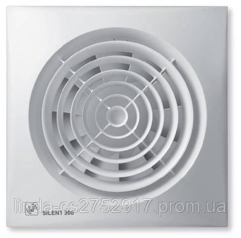 Вытяжной вентилятор SILENT-300 CRZ 'PLUS' (230V 50) , Soler & Palau, фото 2