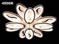Потолочная LED-люстра с диммером, 165W, фото 1