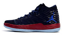 "Кроссовки Nike Air Jordan Melo M13 ""Midnight Navy"". Живое фото (аир джордан, эир джордан)"