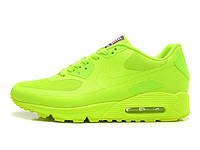 Женские кроссовки Nike Air Max 90 Hyperfuse USA Ultragreen (Реплика ААА+)