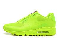 Женские кроссовки Nike Air Max 90 Hyperfuse USA Ultragreen