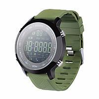 EX18 Водонепроницаемые Смарт-часы с блютузом SmartWatch (green-black) 56ffbe9e28c86