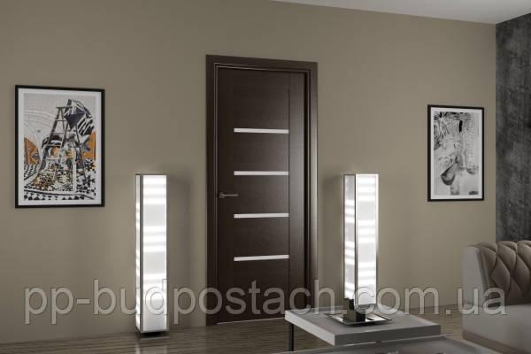 Правильний монтаж ламінованої двері