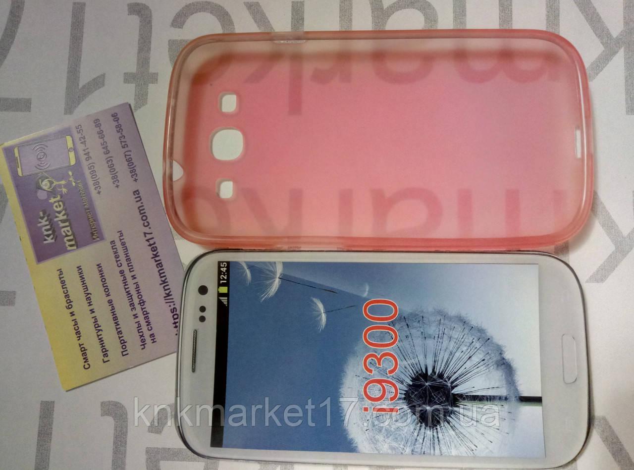Case for Samsung i9300 Galaxy S II, силікон
