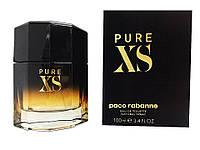 """Мужская туалетная вода Paco Rabanne """"Pure XS Black"""""""
