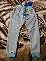 Утепленные спортивные штаны для мальчика