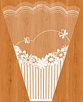 Пакеты для цветов (10х30х40 см)