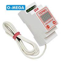 Терморегулятор цифровой ЦТРД5-2ч (-55...+125), фото 1