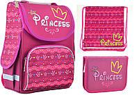 Набор 1 вересня Smart для девочки рюкзак 554436, пенал 531671, сумка 555360
