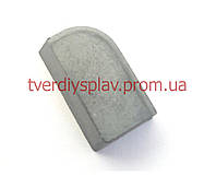 Напайная твердосплавная пластина 70591 Т15К6 ГОСТ 25396-90