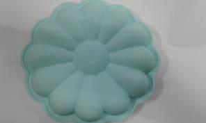 Форма силиконовая для выпечки Цветок для евро десертов
