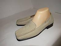 Gabor Sport_кожа, Португалия, стильные женские туфли 3р ст.24см H08