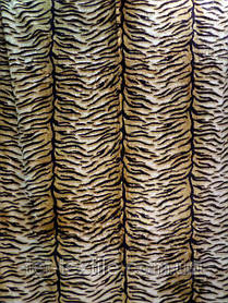 Плед акриловый облегченный True Love Шкура тигра (150x200)
