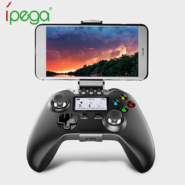 IPEGA PG - 9063 беспроводной джойстик геймпад с экраном и вибрацией для PC, Android, TV Box