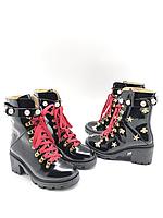 Gucci женские ботинки