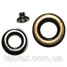 Блочка метал №1 (5000шт) Китай нікель