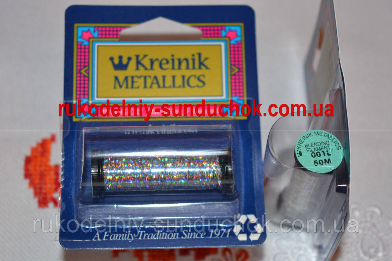 Kreinik BF 001L (blending filament)