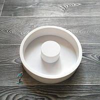 Форма силиконовая для евро-десетов Saturn