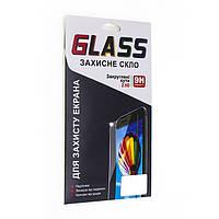Защитное стекло на весь экран для Huawei Honor 8 (белое)