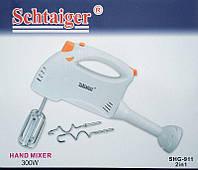 Миксер блендер  2 в 1 Schtaiger Shg-911 Код:475253338