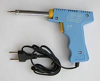Паяльник пистолет ускоренного нагрева, 30-100 (80) Вт Код:475253563, фото 1