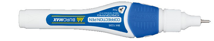 Корректор-ручка 8 мл, Jobmax, Buromax, ВМ.1035, 4018504
