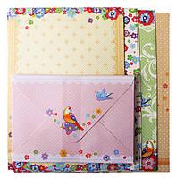 Заготовка для открыток, с конвертами, Flight, 10.5*14,8 см, Zibi, ZB.18220-AD, 907165