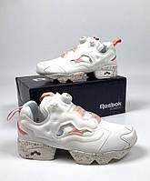 "Кроссовки Reebok Insta pump Fury ""Celebrate"". Живое фото (Реплика ААА+)"