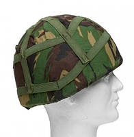 Чехол (кавер) на каску, цвет DPM (камуфляж армии Британии), оригинал, Б/У.