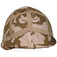 Чехол (кавер) на каску, цвет DDPM (камуфляж армии Британии), оригинал, новый.