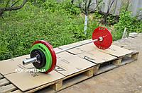 Штанга олимпийская стальная 145 кг